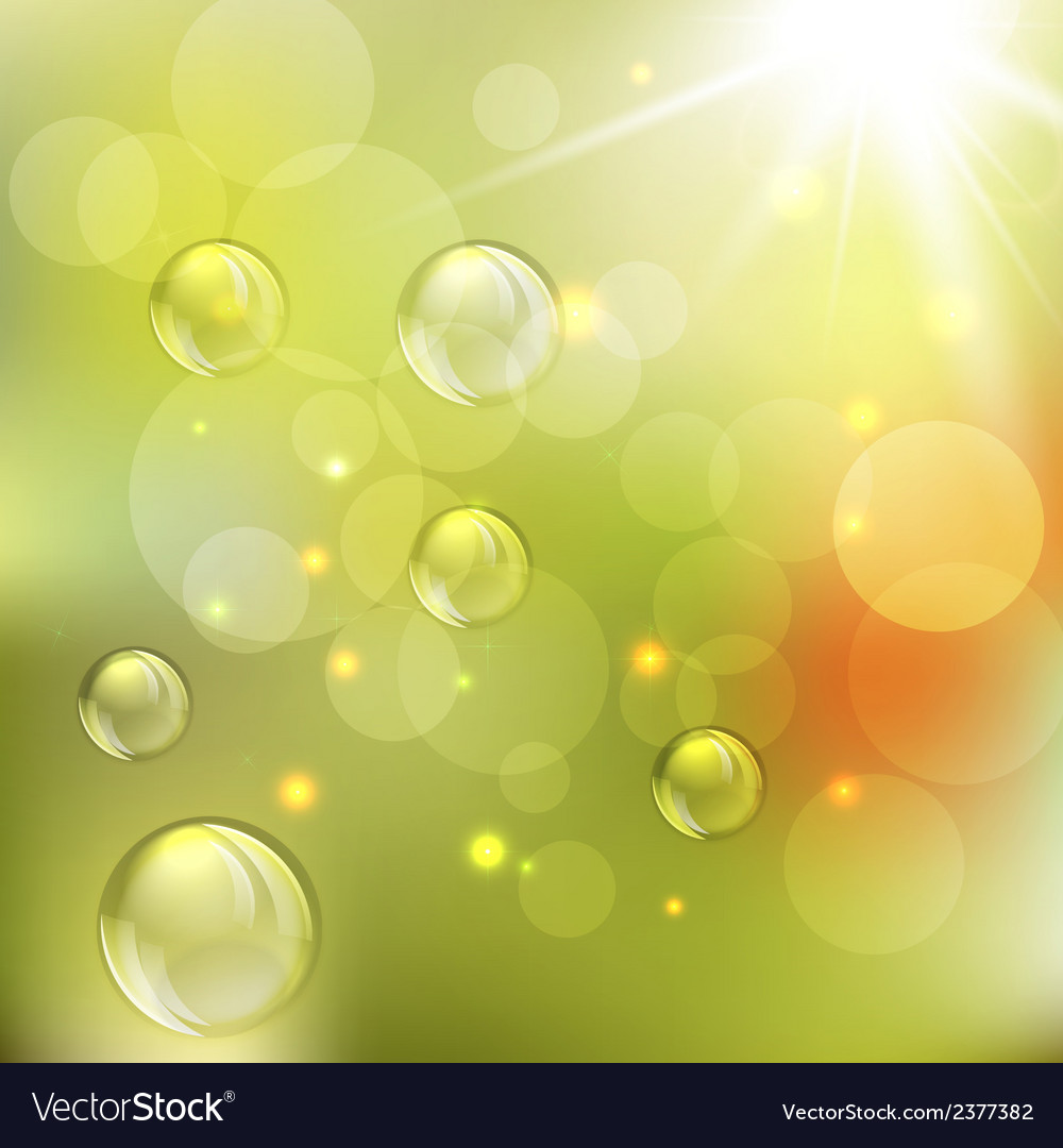 Summer abstract background with lights vector   Price: 1 Credit (USD $1)