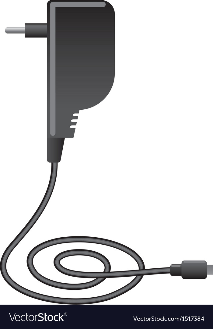 Charger vector | Price: 1 Credit (USD $1)