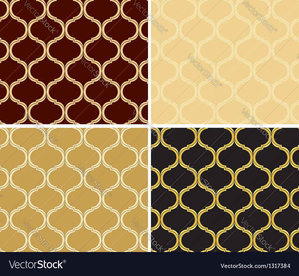 Light and dark patterns - geometric textures vector | Price: 1 Credit (USD $1)
