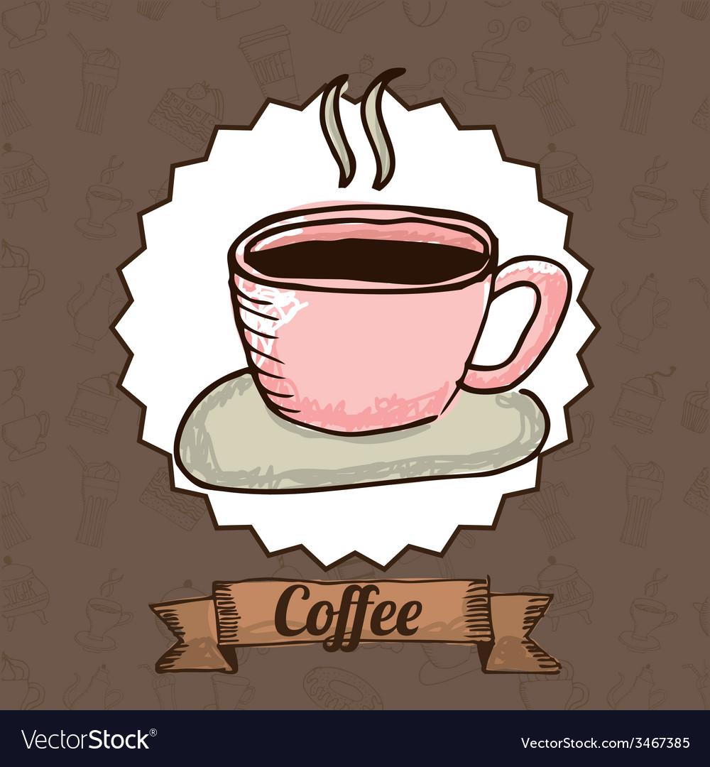 Coffee design vector   Price: 1 Credit (USD $1)