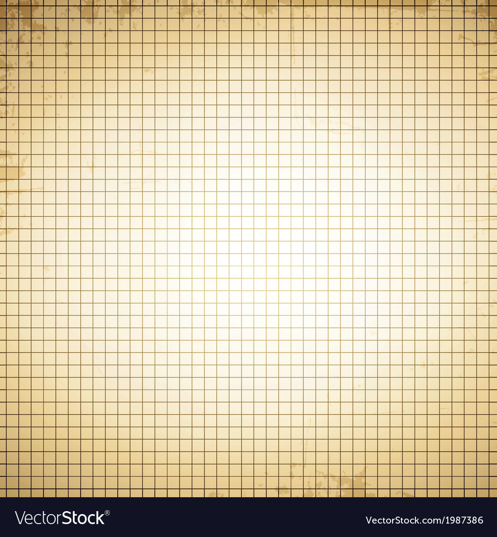Vintage notepad notebook in a cage vector | Price: 1 Credit (USD $1)