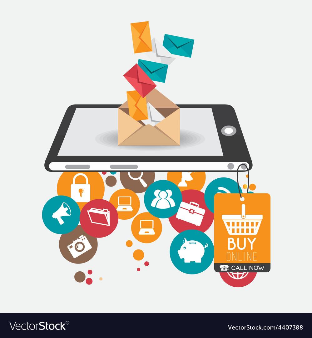 Marketing design vector | Price: 1 Credit (USD $1)