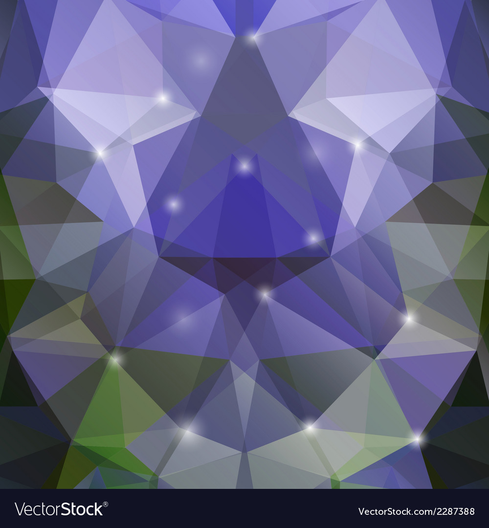 Modern abstract polygonal background vector | Price: 1 Credit (USD $1)