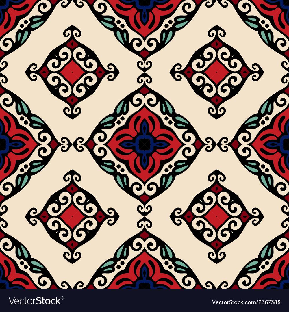 Seamless tiles design vector   Price: 1 Credit (USD $1)