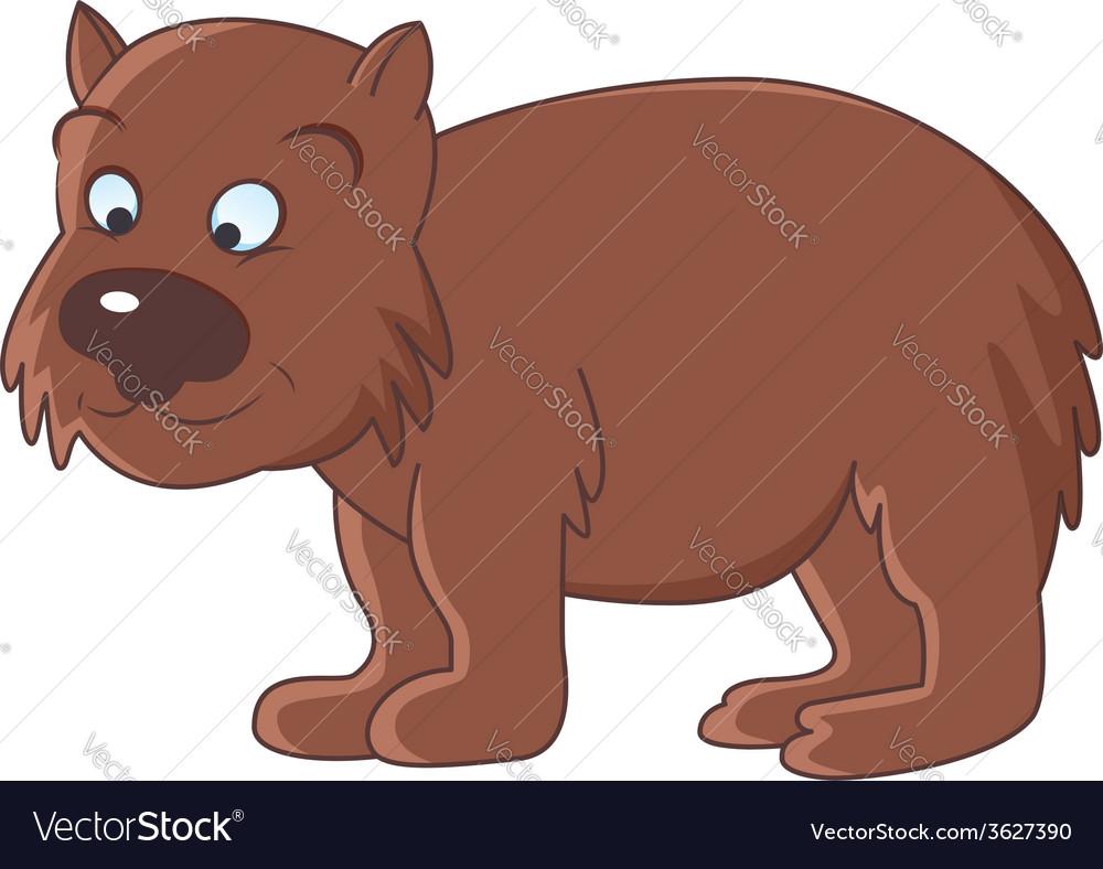 Wombat vector | Price: 1 Credit (USD $1)
