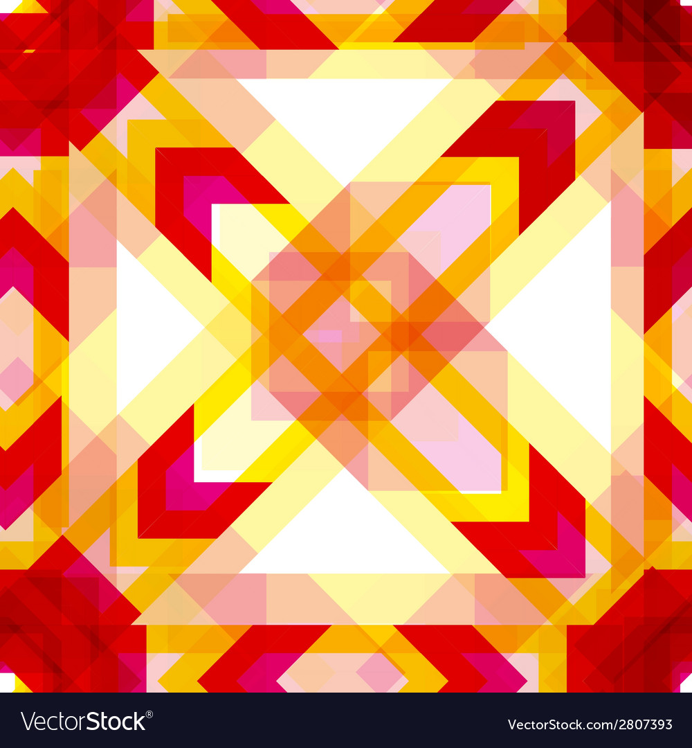 Colorful abstract vector