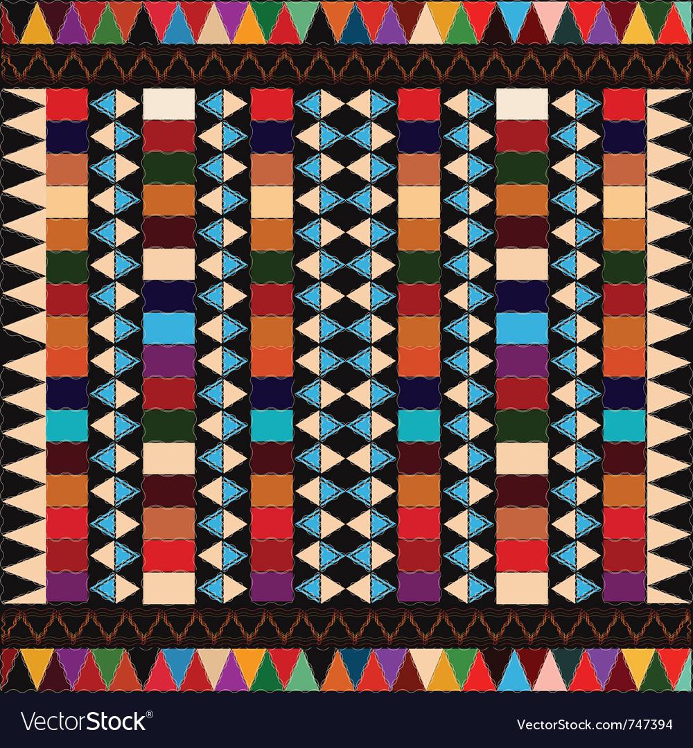 American indian ethnic vector | Price: 1 Credit (USD $1)