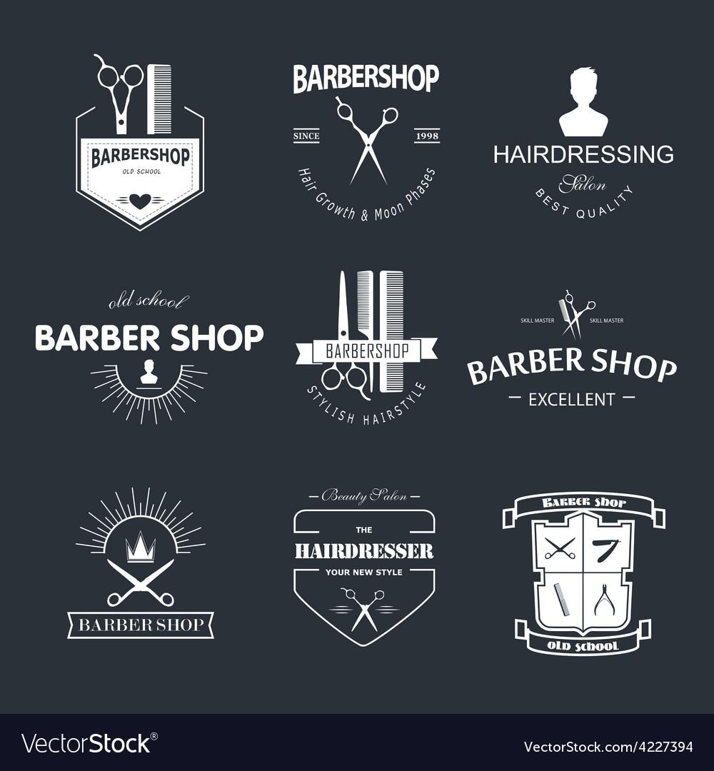Barbershop vector   Price: 1 Credit (USD $1)
