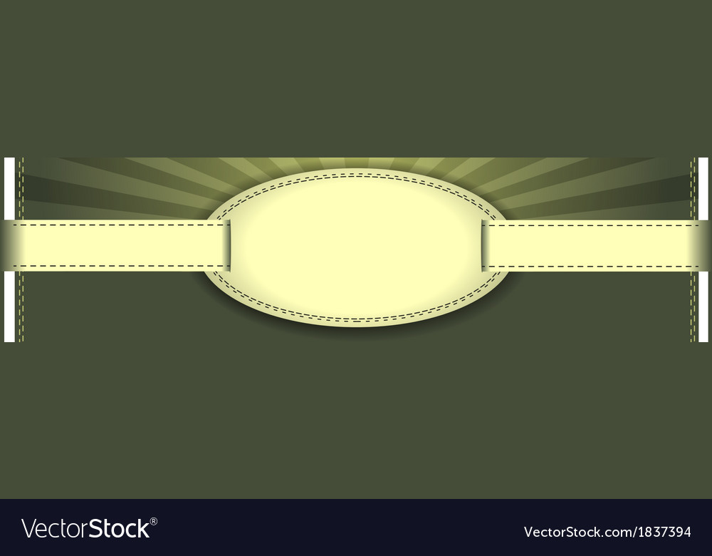 Retro green background vector | Price: 1 Credit (USD $1)