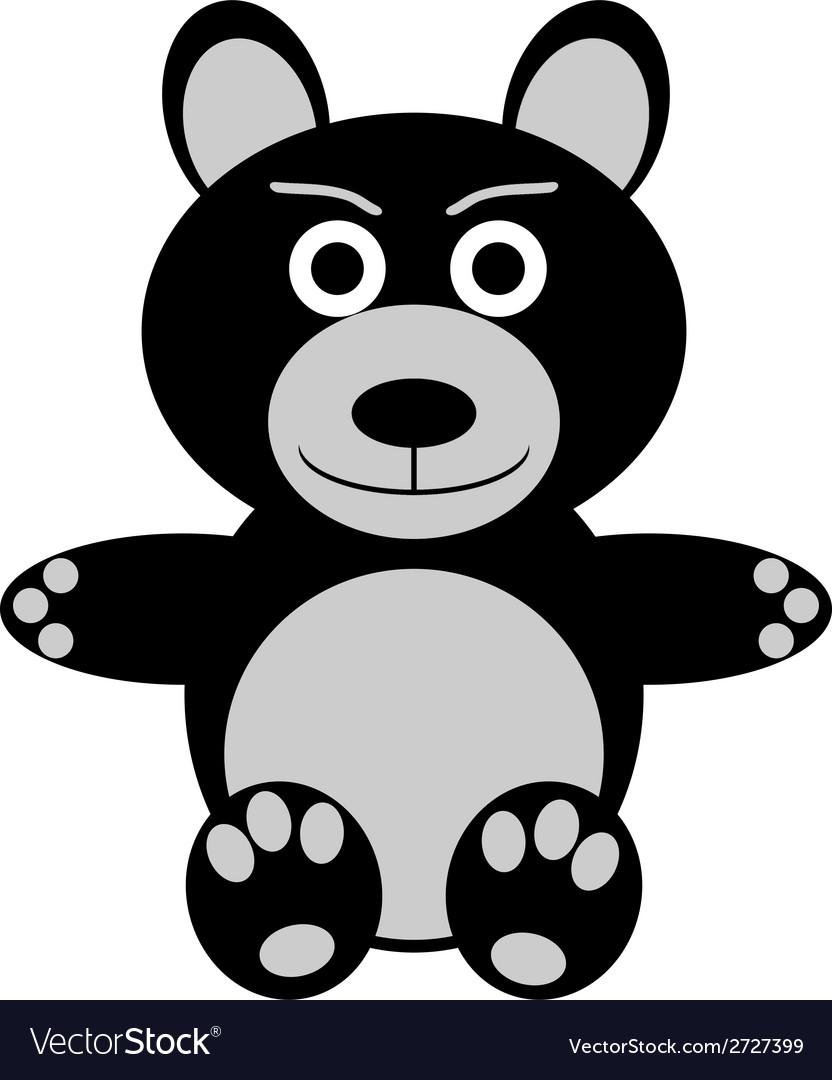 Bear icon vector | Price: 1 Credit (USD $1)