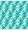 Seamless pattern of interlacing lines in retro vector