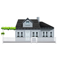 A gated house vector