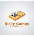 Risky games vector