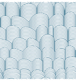 Seamless abstract waves pattern background vector