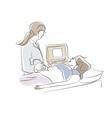 Having ultrasound vector