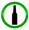 Alcohol sign vector