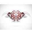 Ethnic tattoo design vector