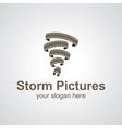Storm pictures vector