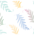 Branches and leaves vector