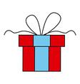 Gift design vector