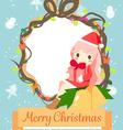 Christmascard3 vector