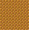 Seamless woven texture vector