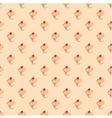 Cupcake tile delicious background wallpaper vector