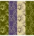 Set of vintage seamless background vector