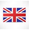 Flag london background vector