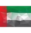 United arab emirates flag vector