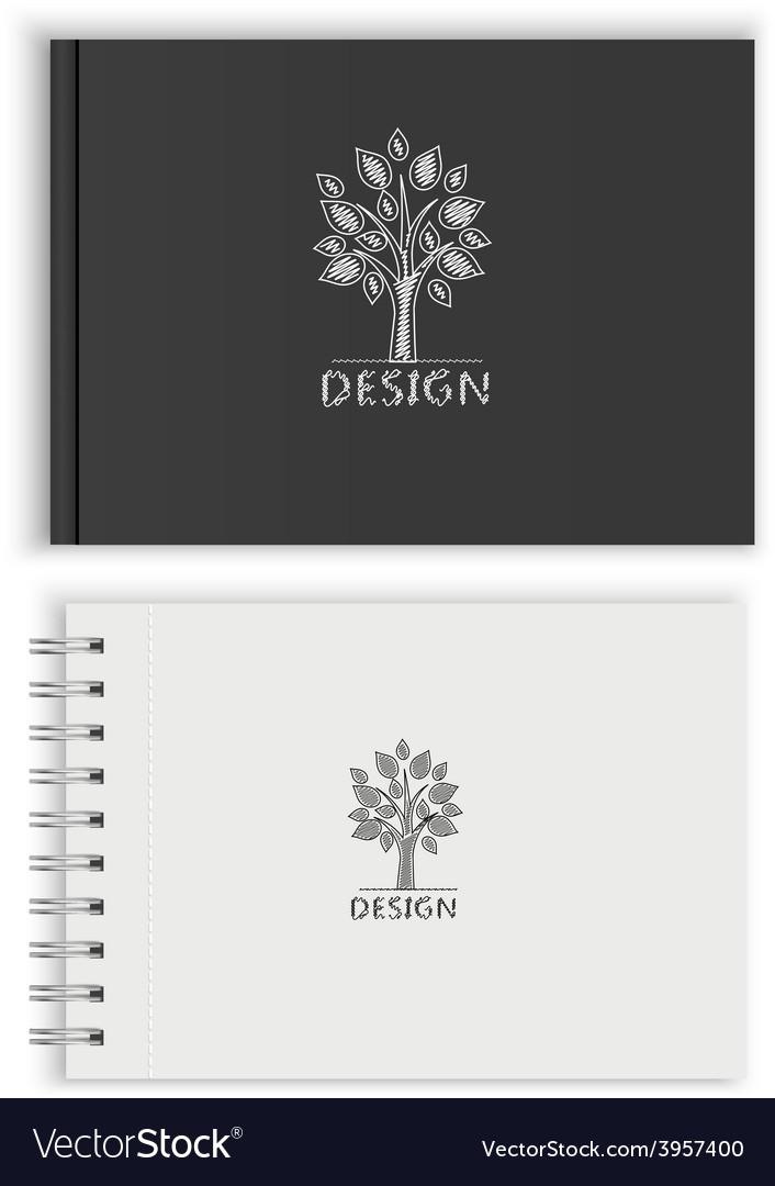 Sketchbook vector | Price: 1 Credit (USD $1)
