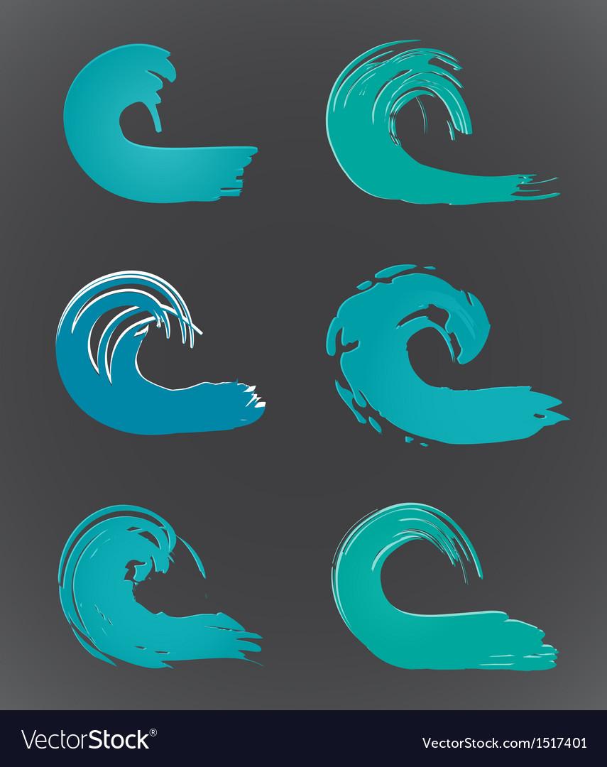 Set of wave vector | Price: 1 Credit (USD $1)