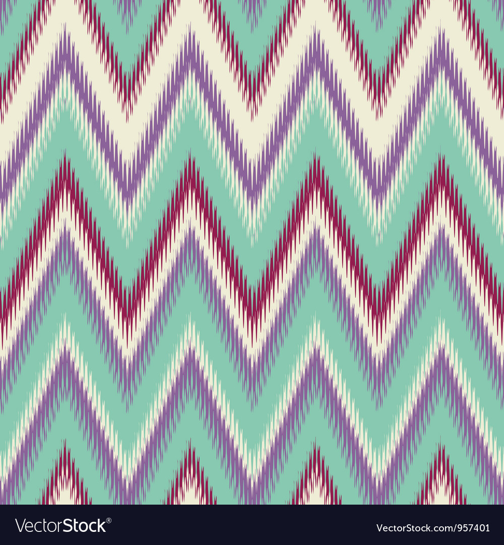 Thready zigzag vector | Price: 1 Credit (USD $1)
