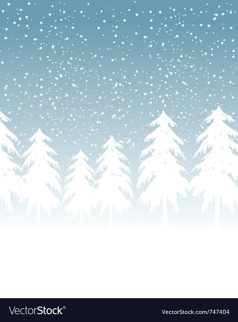 Winter celebration card vector | Price: 1 Credit (USD $1)