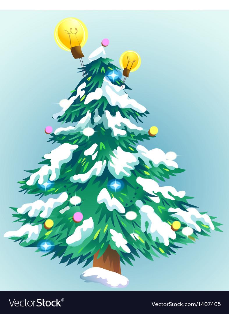Icon tree vector | Price: 1 Credit (USD $1)