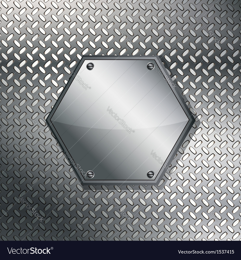 Fluted metal texture vector | Price: 1 Credit (USD $1)