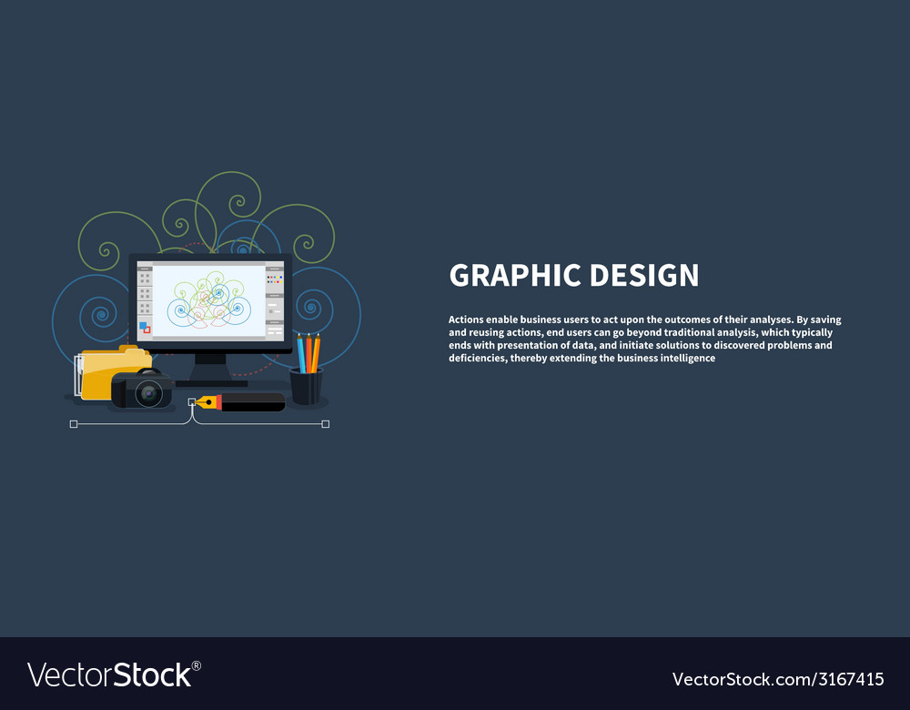 Web design concept vector | Price: 1 Credit (USD $1)