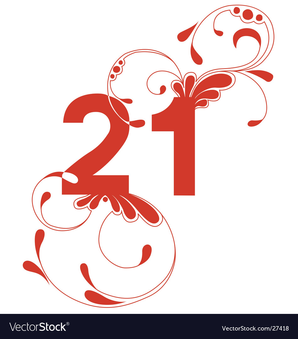 Lucky numbers vector   Price: 1 Credit (USD $1)