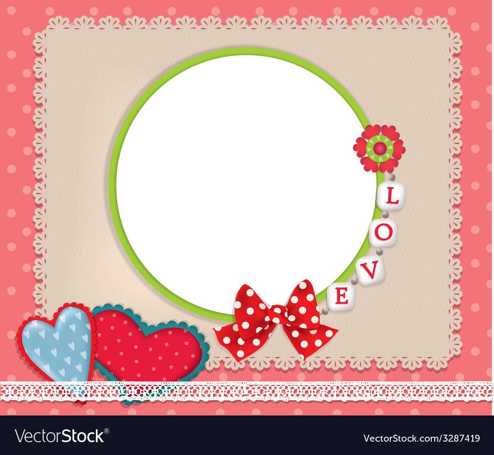 Background love vector | Price: 1 Credit (USD $1)