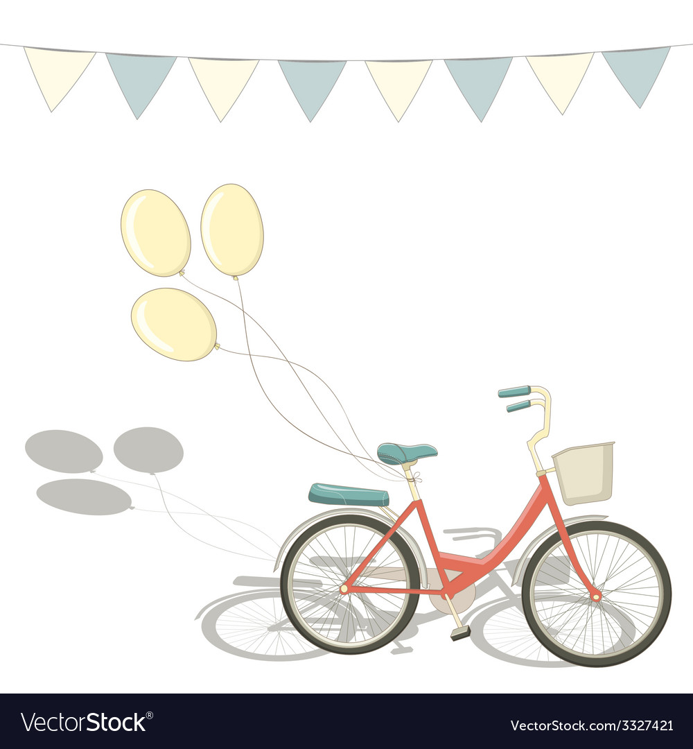Byciclepink6 vector | Price: 1 Credit (USD $1)