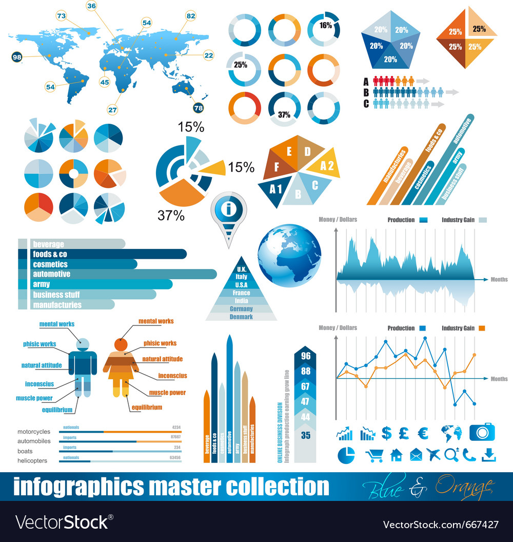 Infographics vector | Price: 3 Credit (USD $3)