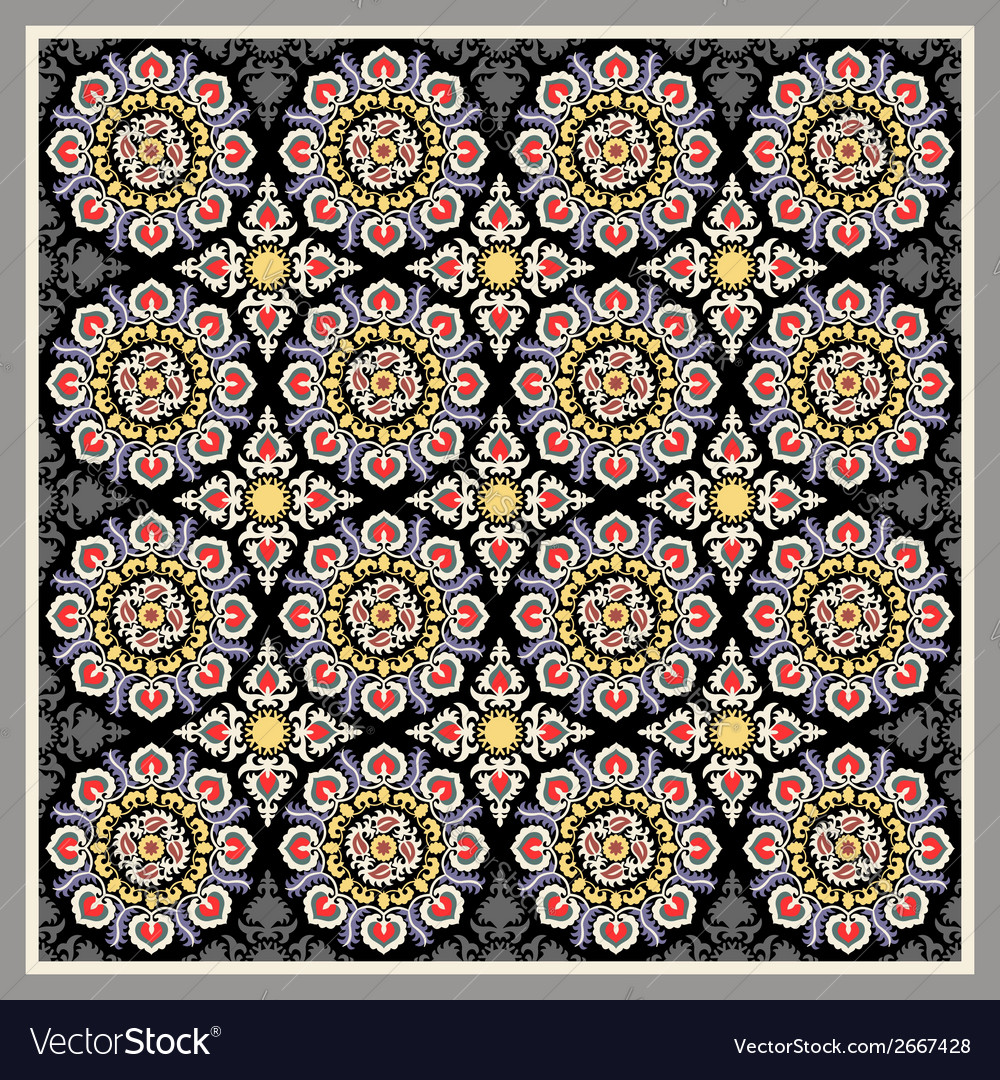 Traditional pattern vector | Price: 1 Credit (USD $1)