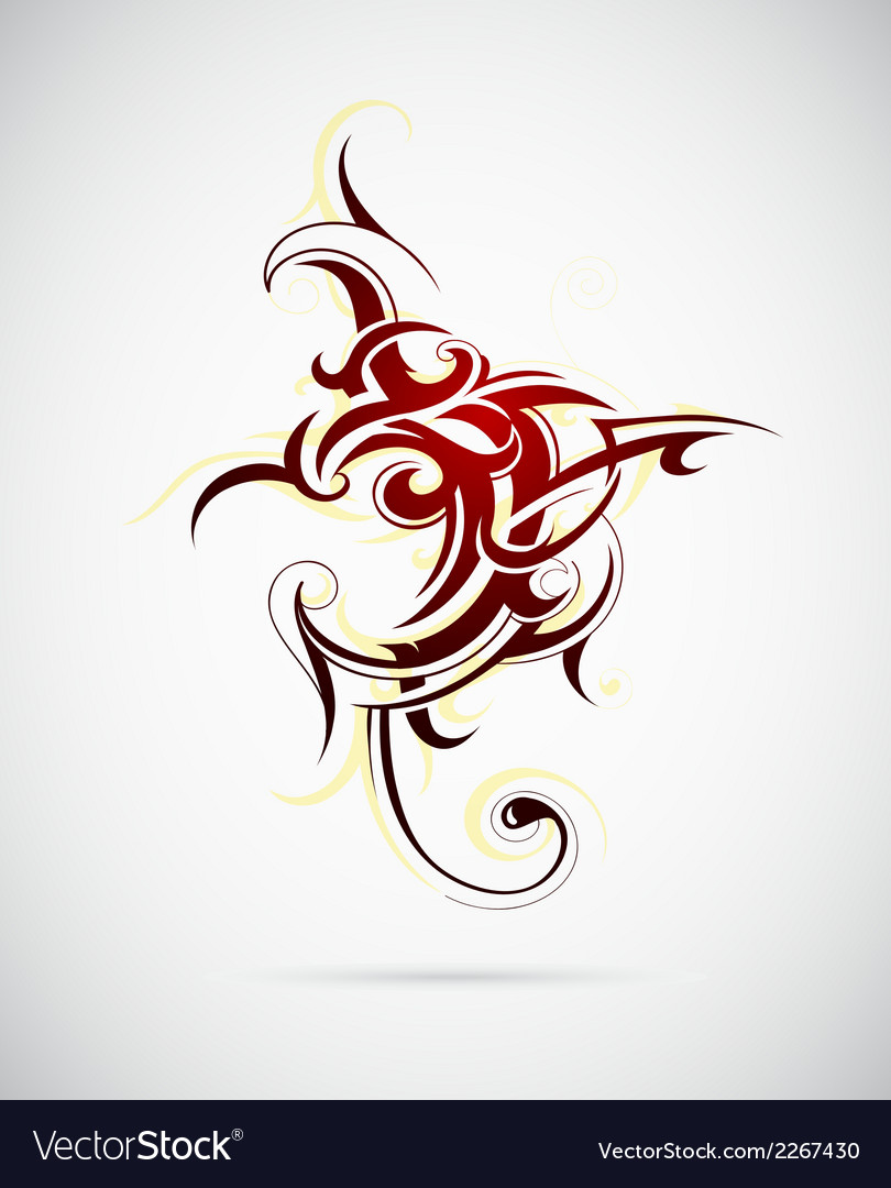 Celtic tattoo vector | Price: 1 Credit (USD $1)
