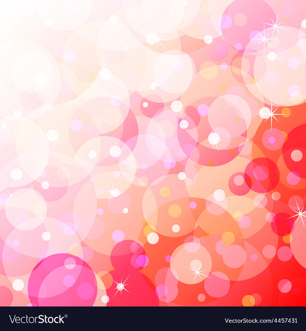 Bubbly fun over gradient background vector | Price: 1 Credit (USD $1)