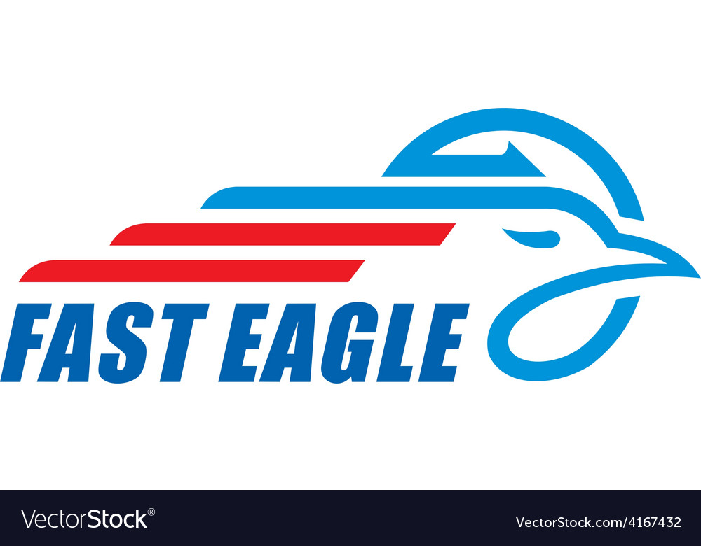 Eagle business logo vector | Price: 1 Credit (USD $1)