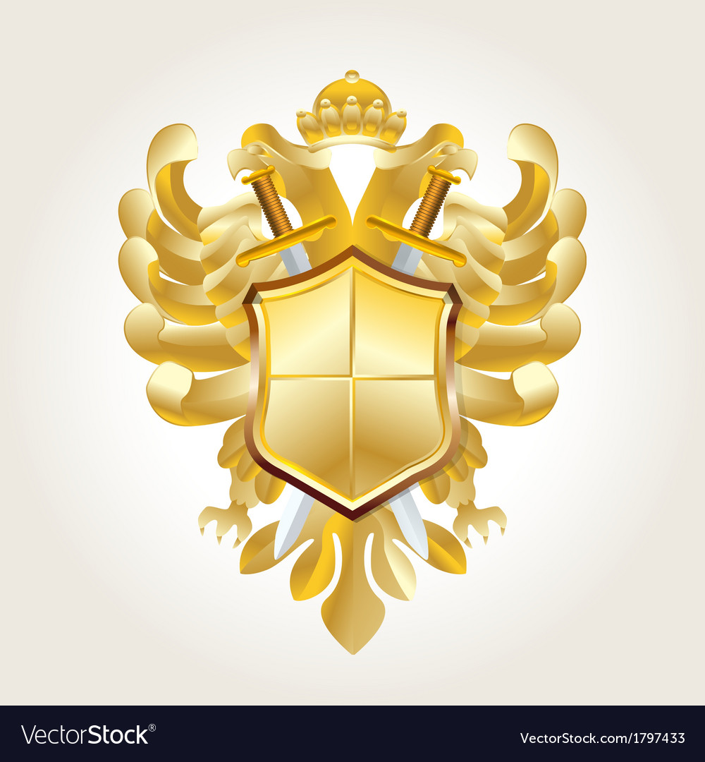 Coat of arms 01 vector | Price: 1 Credit (USD $1)