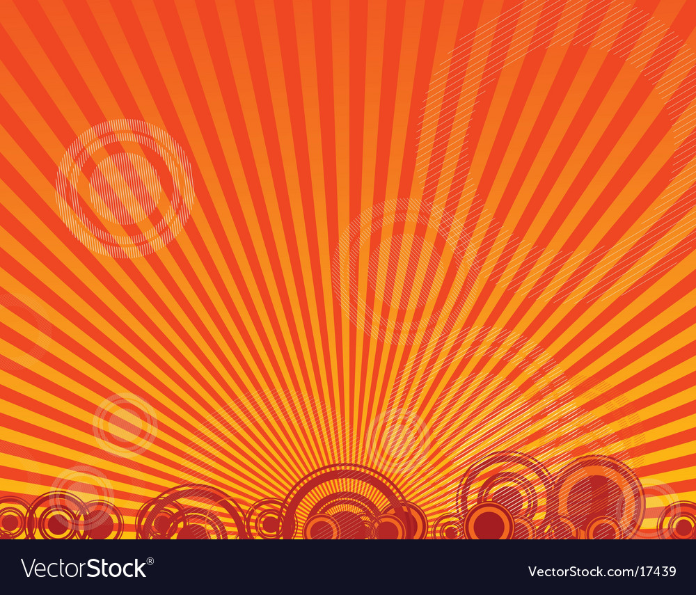 Abstract circle background vector | Price: 1 Credit (USD $1)