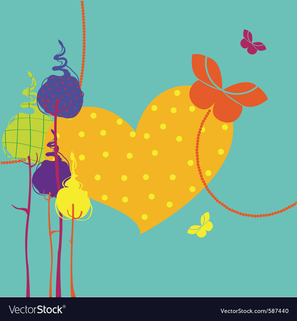 Design greeting card vector | Price: 1 Credit (USD $1)