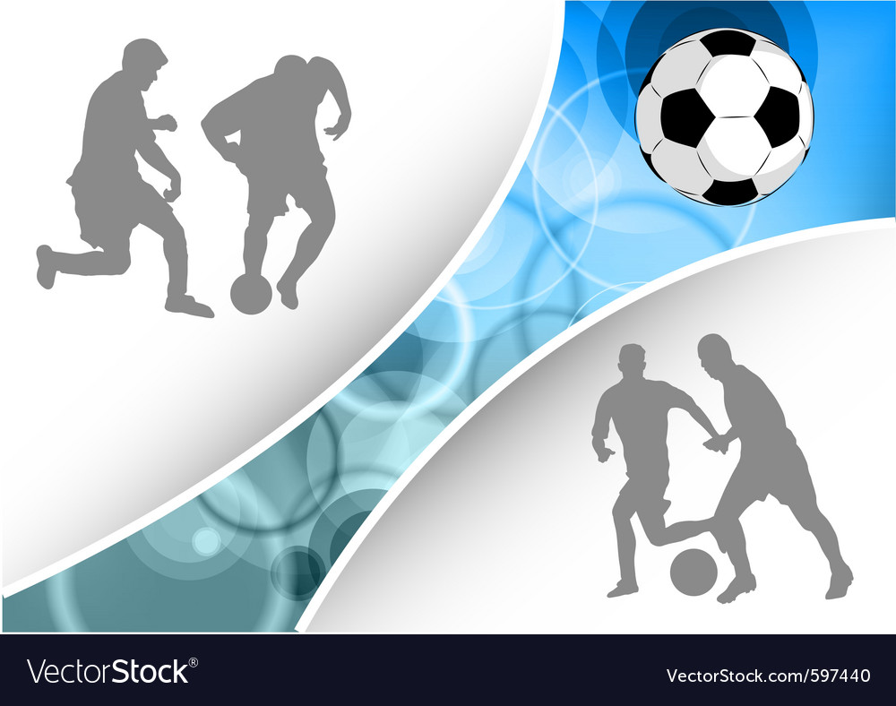 Soccer document vector | Price: 1 Credit (USD $1)