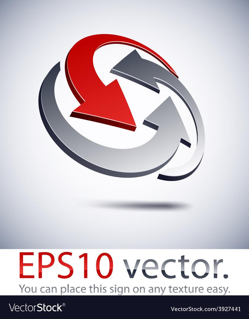 3d modern logo icon vector | Price: 1 Credit (USD $1)